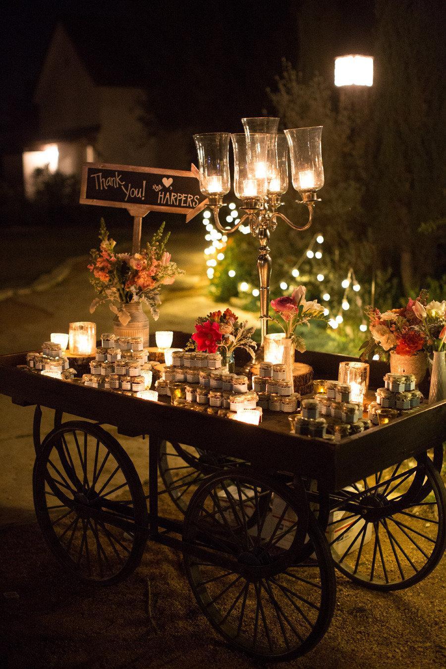 Romantic Enchanted Forest Wedding Ideas