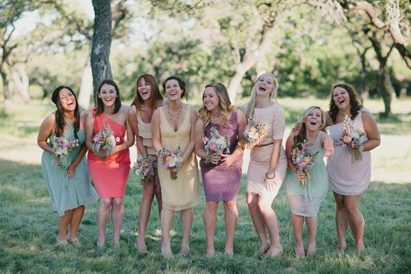 5 Bridesmaid Trends for 2019