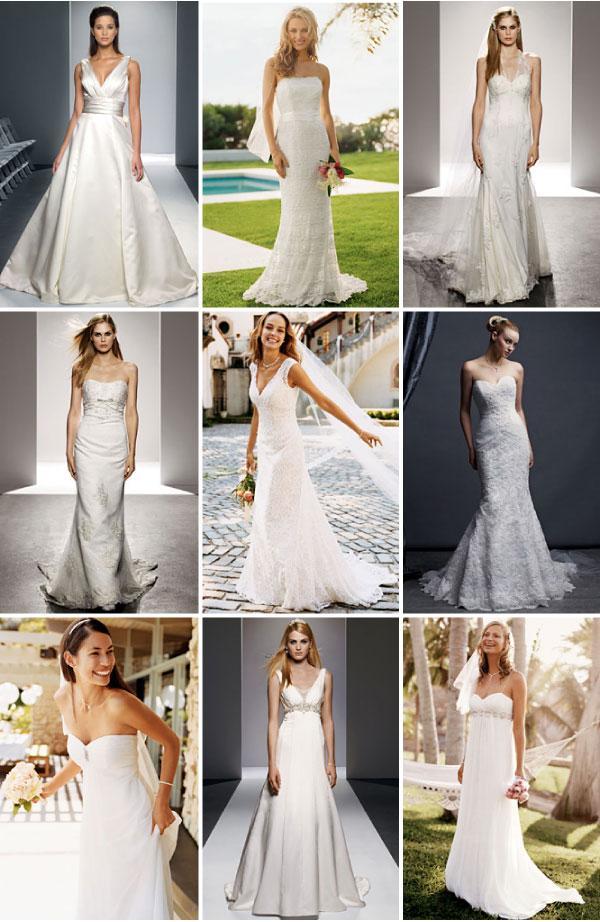 Wedding Dress Picks: David\'s Bridal