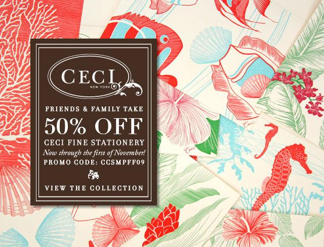 wedding invitations by ceci new york
