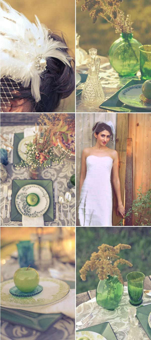farm wedding inspiration