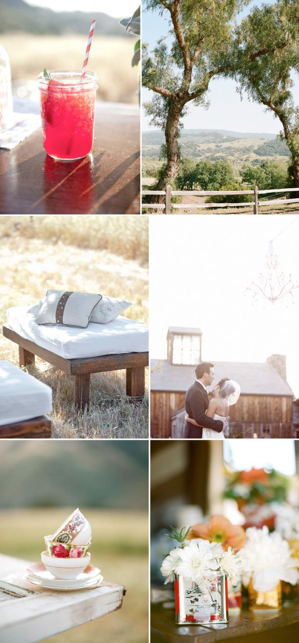southern california wedding by aaron delesie