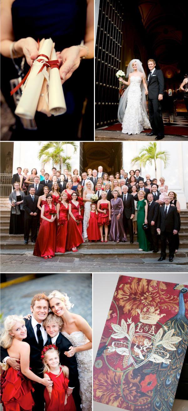 Ceci New York Wedding