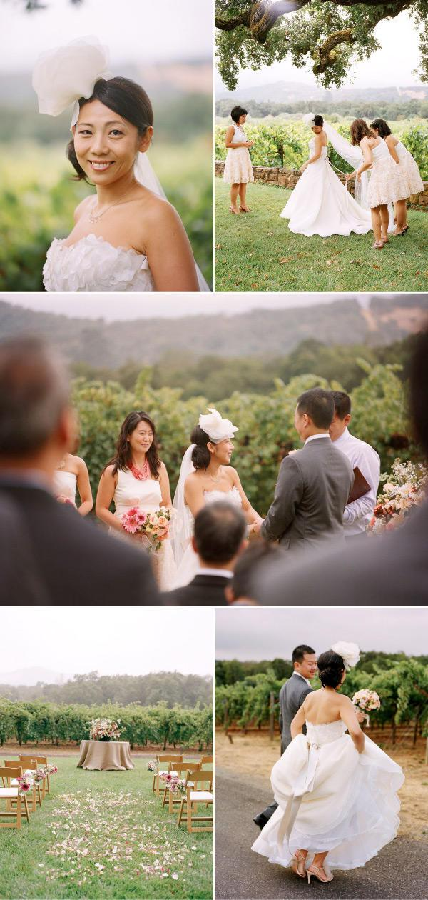 sonoma wedding by meg smith