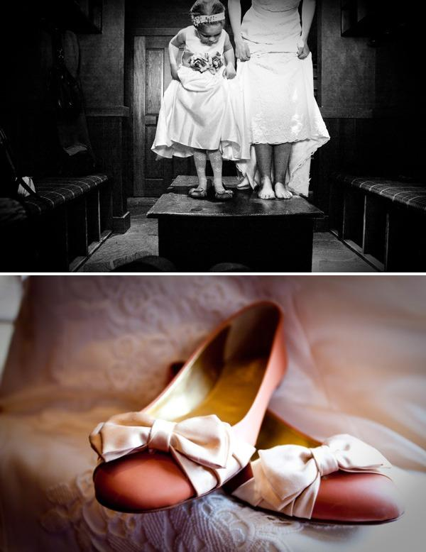 J. Crew Wedding Shoes Luce Photography