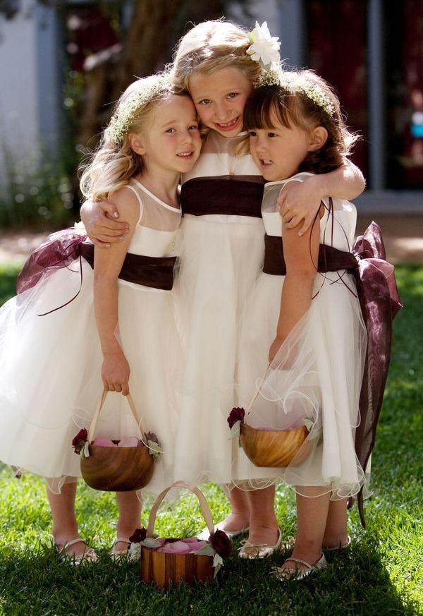Amber Events Flower Girls