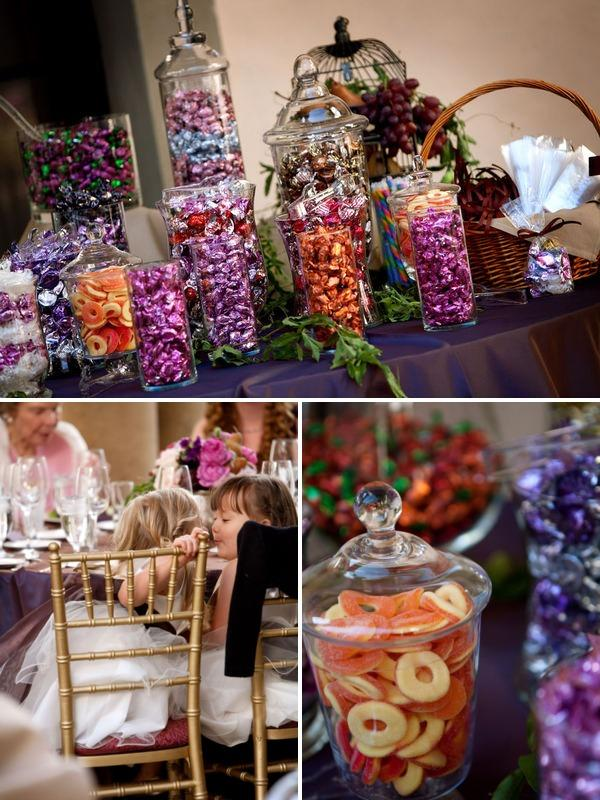 Amber Events Candy Buffet