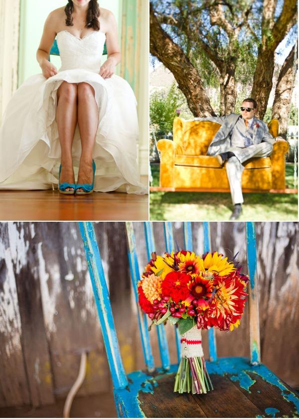 California Wedding I