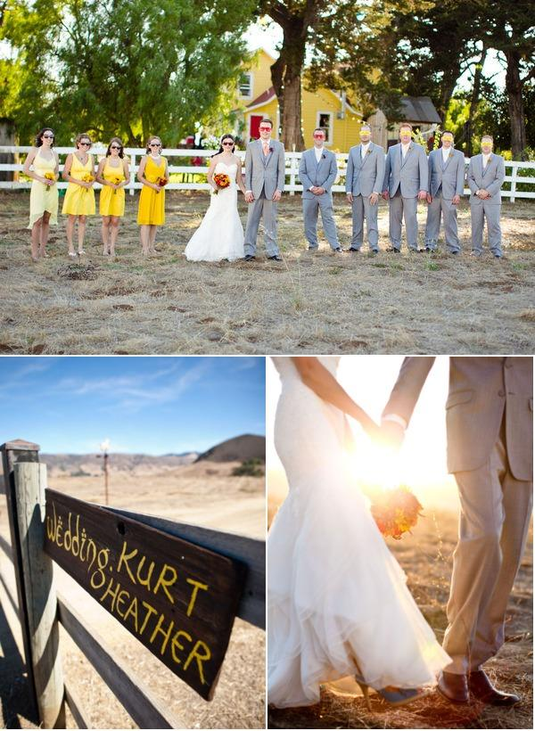 California Wedding IX