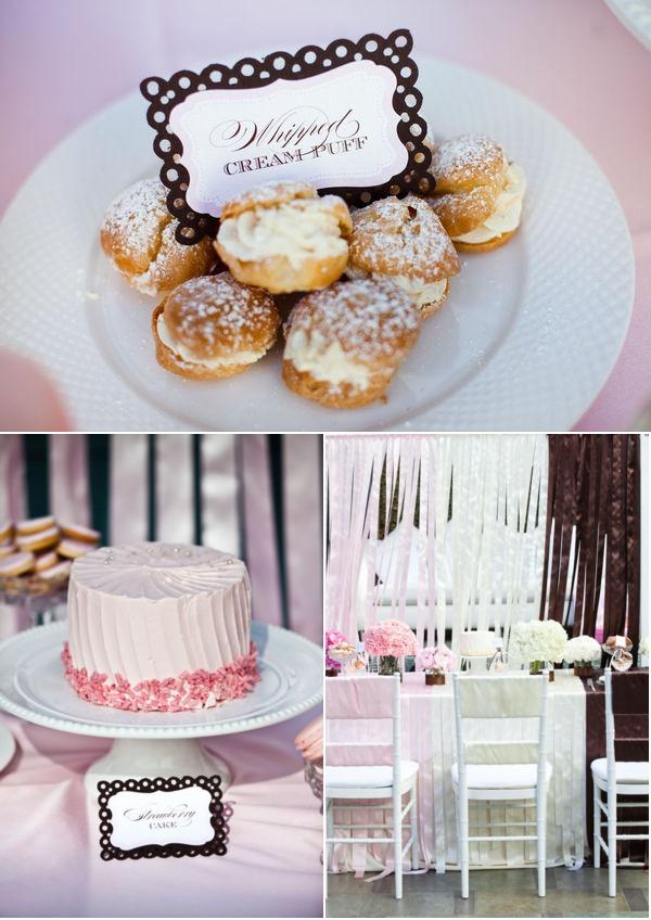 Neapolitan Bridal Shower III