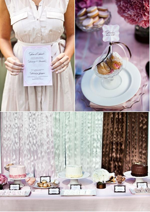 Neapolitan Bridal Shower I