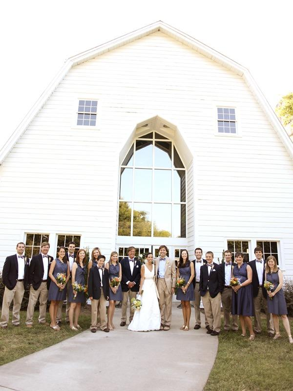Barn Wedding 10