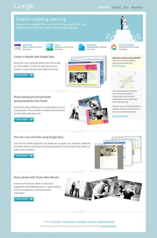 Wedding Planning Made Easy It Is Possible And With Google Its Free They Have Seriously Thought Of Everything From Documents Budgets To