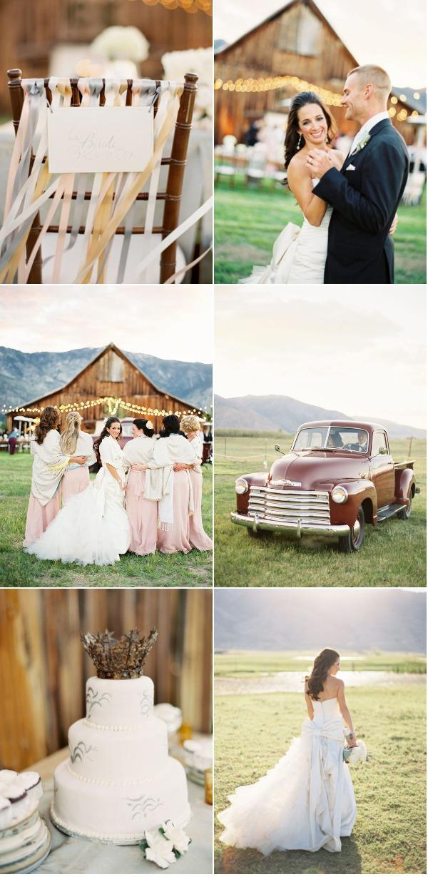 Rustic Wedding 14