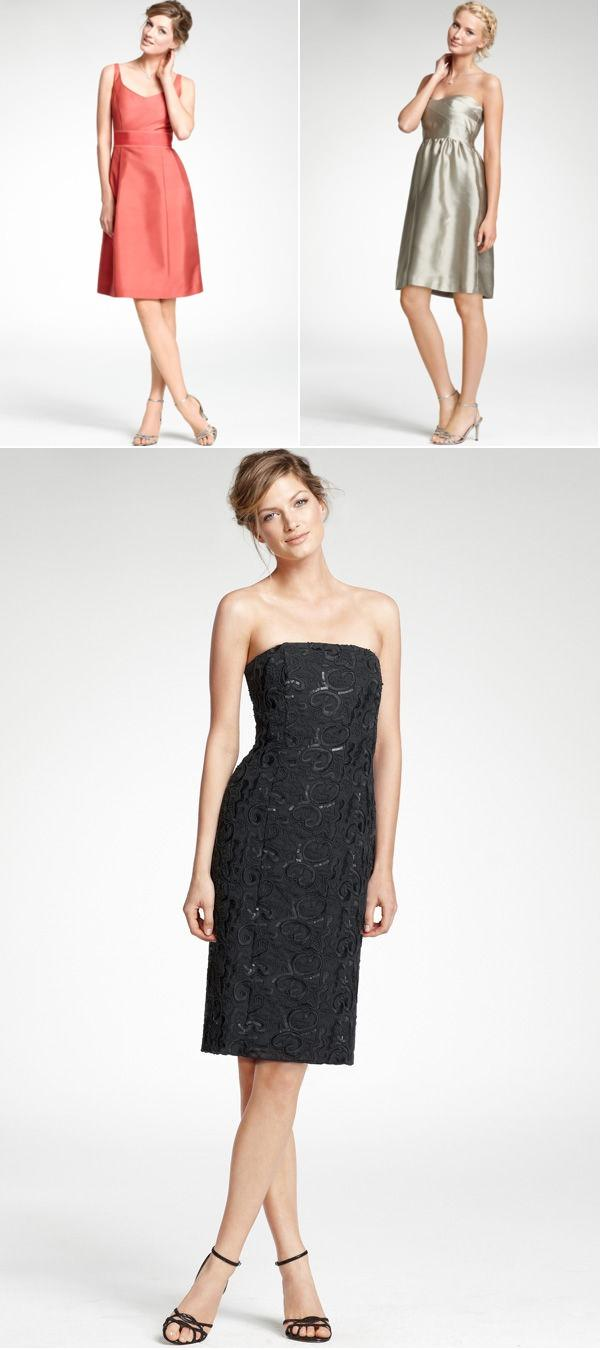 6515bb3a82 Ann Taylor Bridesmaid Dresses - Dress Foto and Picture