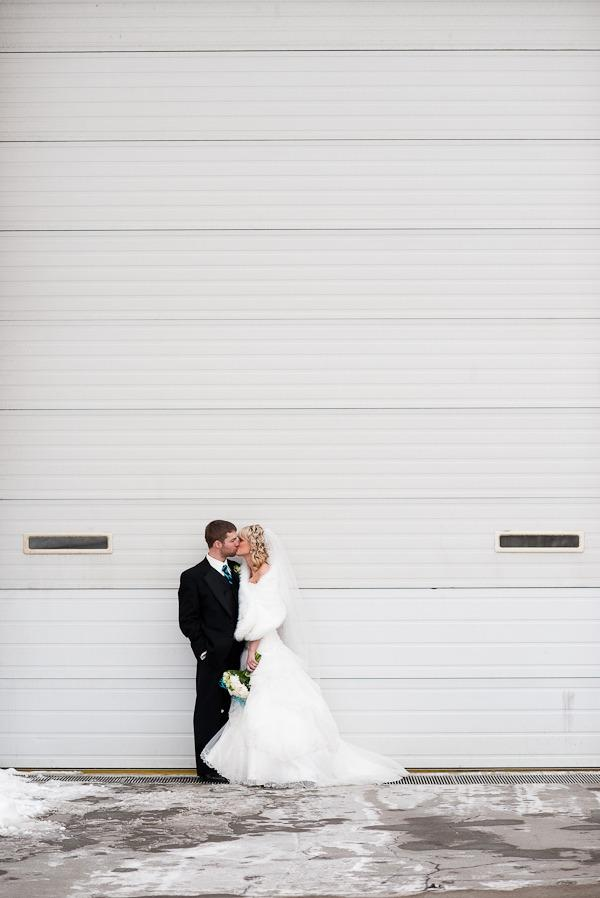 Ontario Winter Wedding