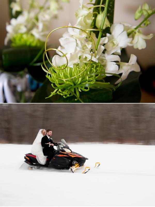 Ontario Winter Wedding 7