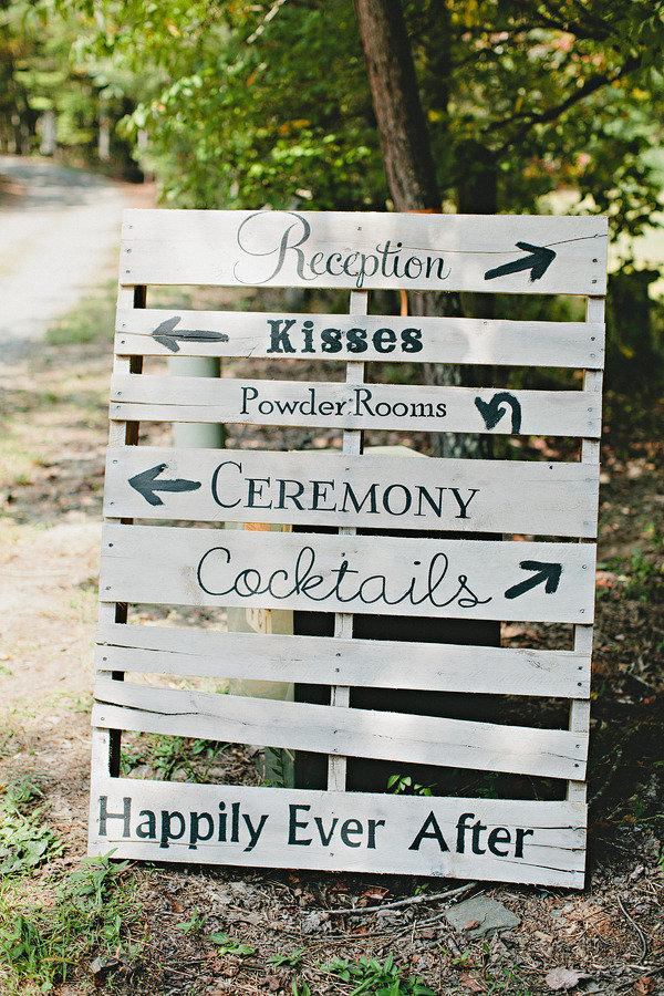 Amazing Wedding Sign Board Ideas to Spot,